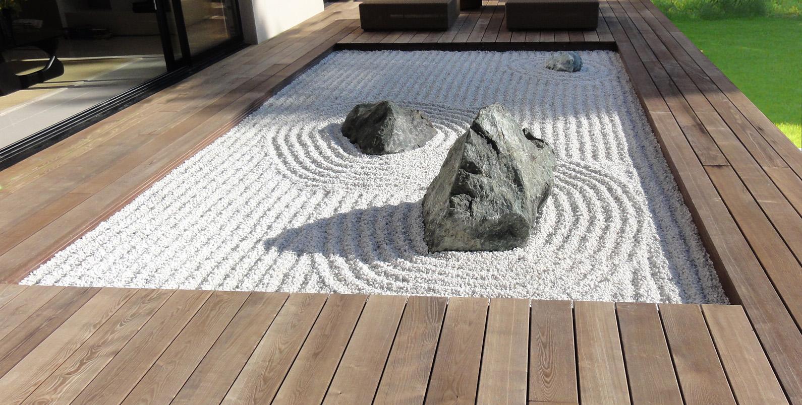 Dossier meditation 2 panorama des lieux de m ditation for Jardin en seine 2015