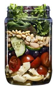 salade mediterrannée